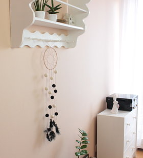 DIY: Lapač snů