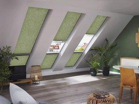 Jak na stínění střešních oken vpodkroví?