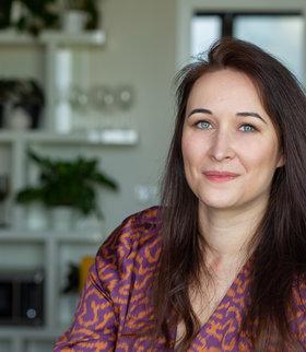 Jak bydlí Kateřina Kunzendörfer, interiérová návrhářka a zakladatelka studia Interiores Alameda?